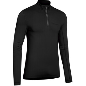 Gonso Christian Langarm Active Shirt Herren black